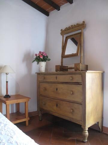 cassettone restaurato ad arte