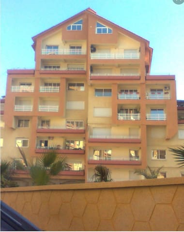 Piso ideal en Urba 2000 - El Achour - Apartment