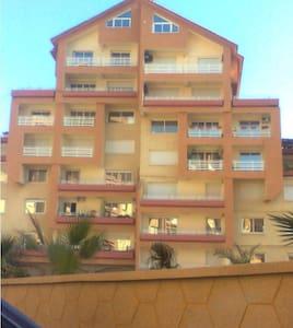 Appartement Cosy Securisé & Bien Placé sur Alger - El Achour - Lägenhet