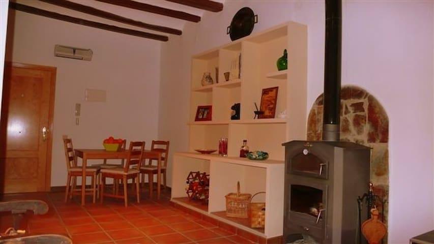Apartamento con encanto  en Tolva - Tolva - Apartamento