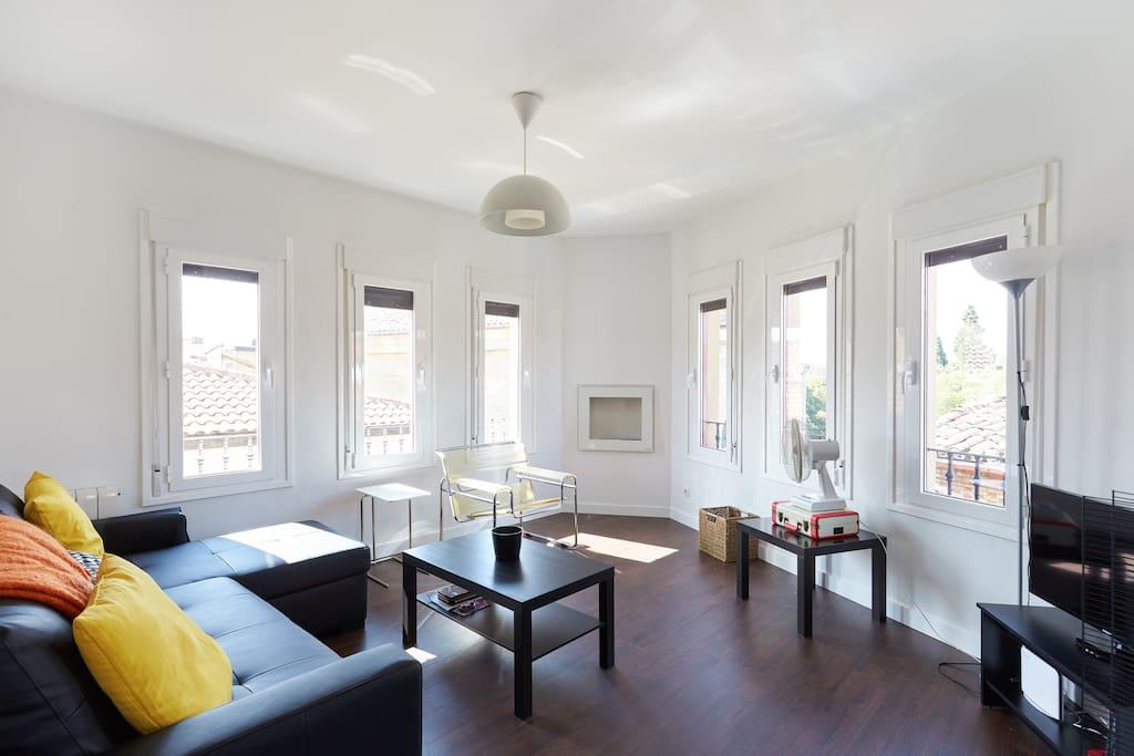 Nice apartment in historic district apartamentos en alquiler en pamplona navarra espa a - Alquiler apartamento pamplona ...