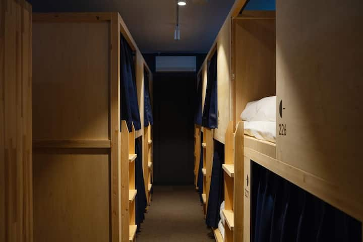 En Hostel & Bar Bunk Bed in Mixed Dormitory Room