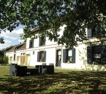 Chambre d'hôte Le Bois d'Ô - Saint-Maixme-Hauterive