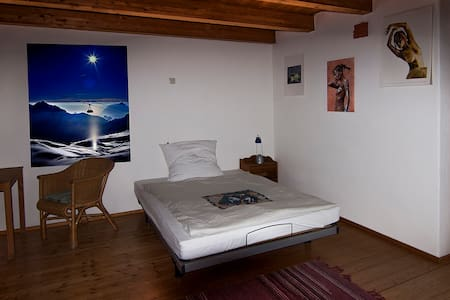 Nice Room between Munich+Ingolstadt - Scheyern - Bed & Breakfast
