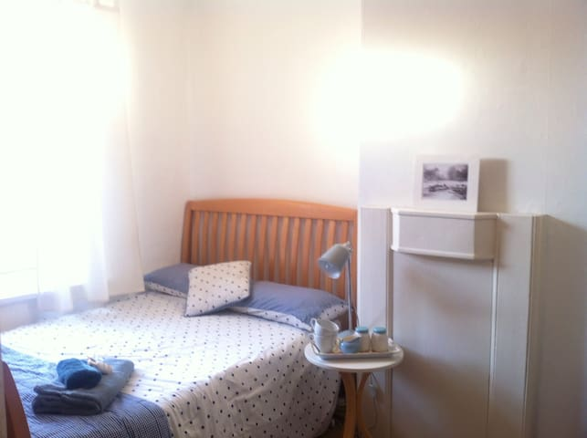 Light comfortable double room