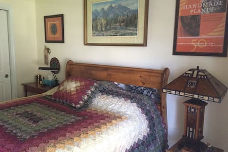 Quiet home near Tesla, Reno, Tahoe - Fernley - Hús