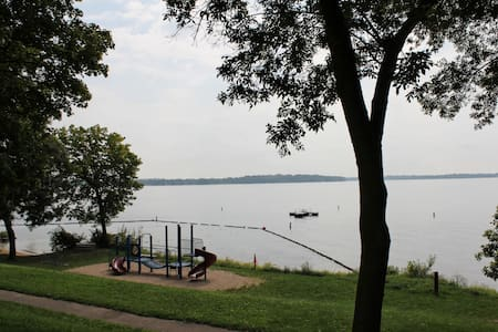 Lake view Studio Apartment - 麦迪逊 - 公寓