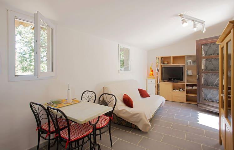 Studio exceptionnel dans le var - Forcalqueiret - Apartamento