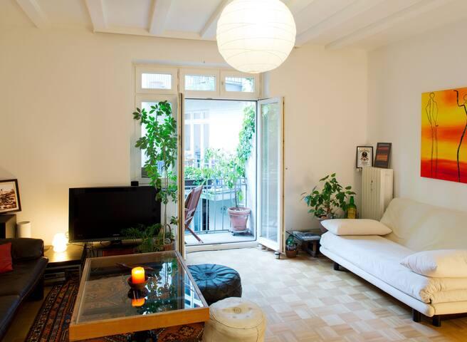 Beautiful, old flat in Oberkassel