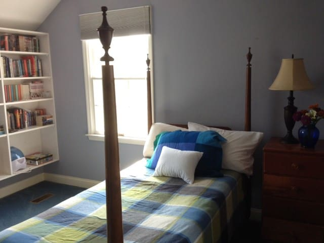 Roomy single in lovely Kimberton - Phoenixville - Haus