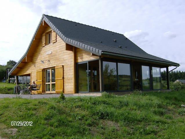 Les Grillons - Chissey en Morvan - Cabin