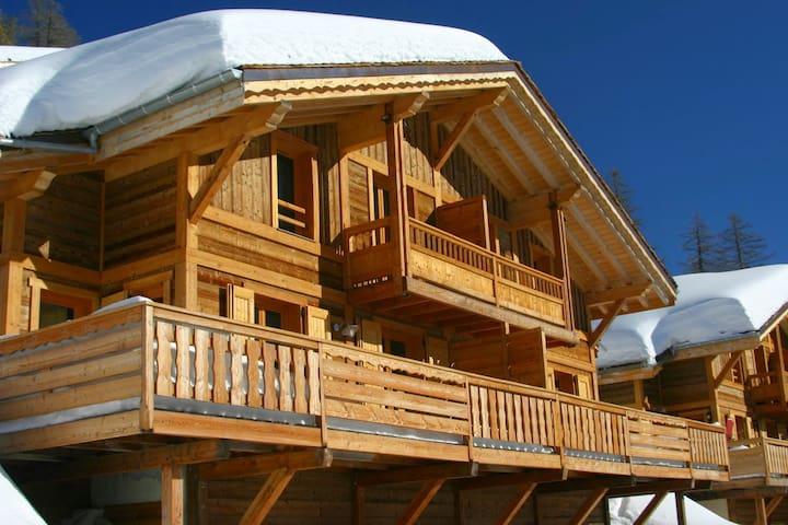 Chalet - Isola - Chalet