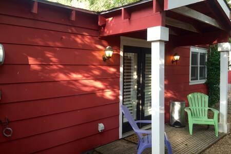 Backyard Bungalow in Heart of SOCO - Austin - Bungalow