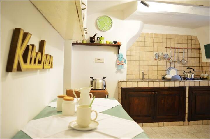 PICCOLO VASCELLO FISHERMAN HOUSE - Isola di Pròcida
