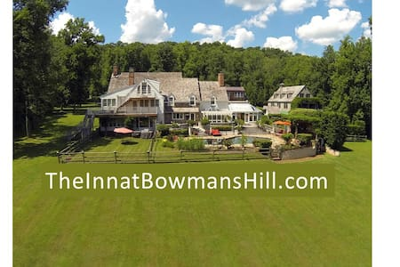 Luxury B&B Inn in New Hope, PA - New Hope - Bed & Breakfast