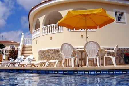 Luxury 3-bed Villa, private pool - Ciudad Quesada, Rojales, Alicante - Villa