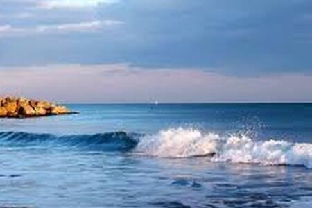 studio à qlq minutàpieds de la mer