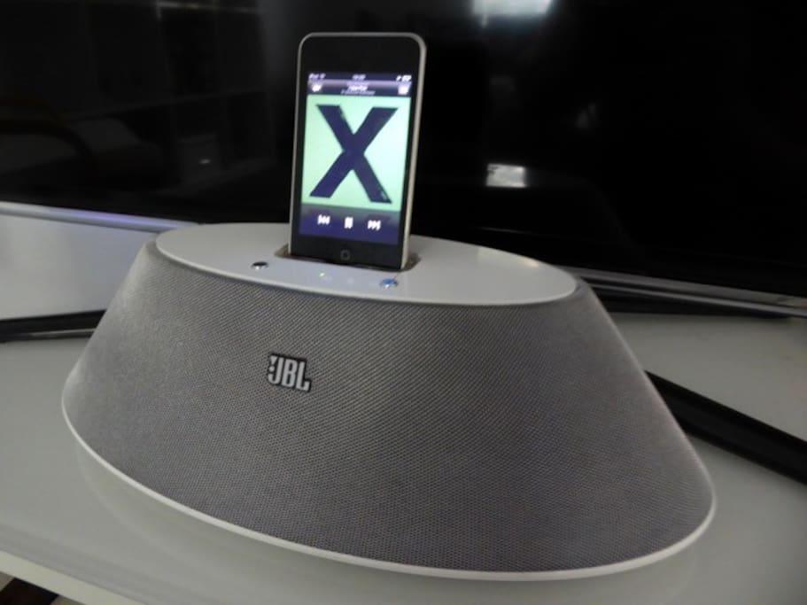 JBL Soundsystem für Wohnzimmer / Sound system Living room