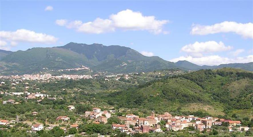 Casa vacanze Pattano - Cilento -