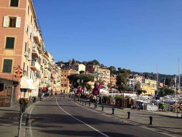 Grazioso nido a due passi dal porto...sun & sea - Santa Margherita Ligure - Apartment