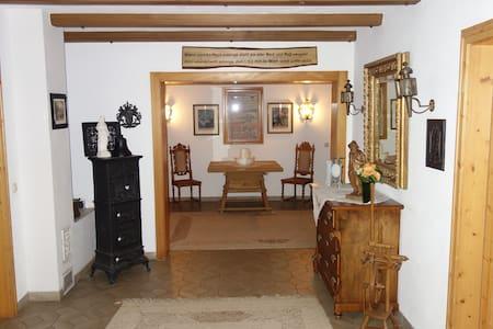 Idyllisches Haus in ruhiger Lage 3 - Schollbrunn - Дом