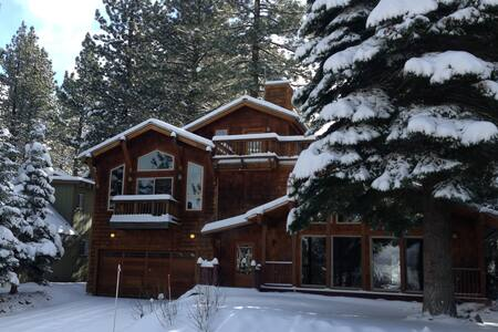Luxury Mountain View Retreat - South Lake Tahoe - Cabane