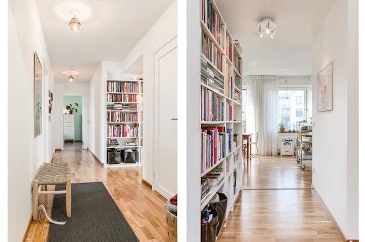 Nice 2 (3) bedroom apt in Bromma - Estocolmo - Apartamento