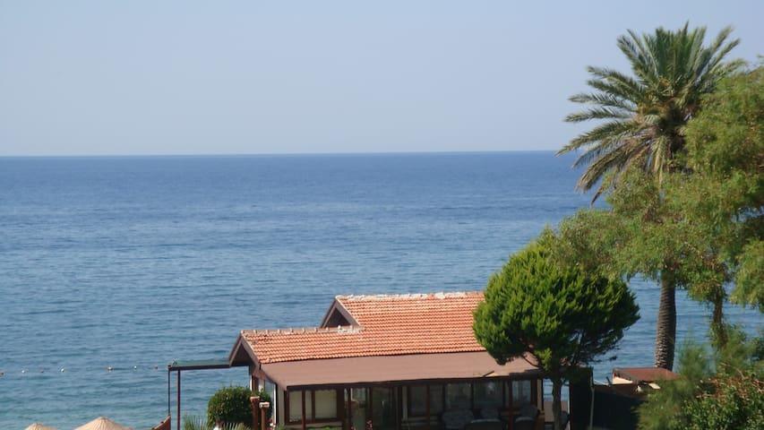 Maison au bord de la mer  Millipark - Güzelçamlı - Inap sarapan