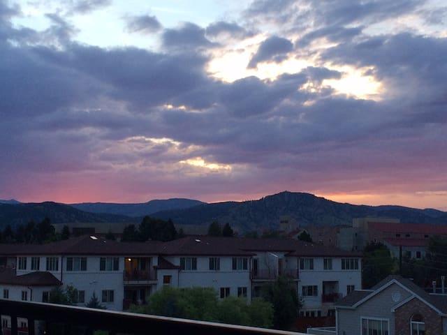 Comfortable & Next to CU Boulder! - Boulder - Condominio