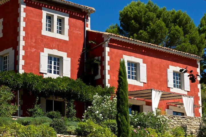 Les Sables d'Or - Roussillon-en-Provence - บ้าน