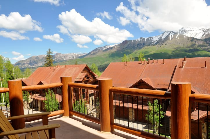 Townhome on the Creek 121-4bd/4bth - Mountain Village - House