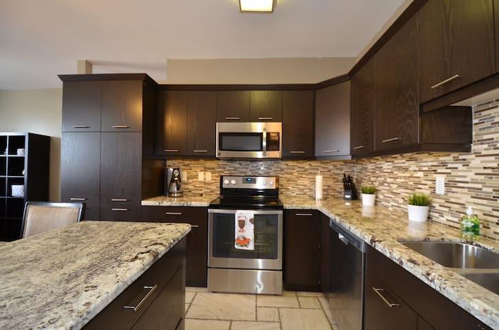 Fabulous Modern 2BD Near Dtwn #201 - Hamilton - Condominium