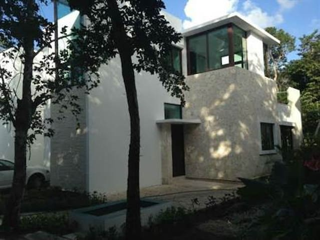 House in Golf & Wellness Resort - Akumal - Rumah