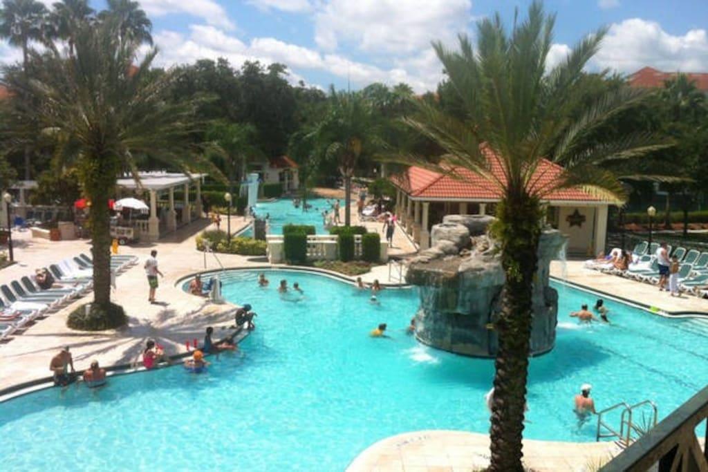 Star Island Resort And Spa Orlando