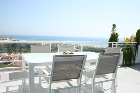 Luxury Apartment with sea view - Gran Alacant - Leilighet