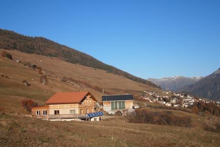 Panoramazimmer Agricultura - Huis