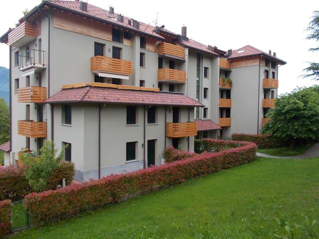 Grazioso appartamento in Valsassina
