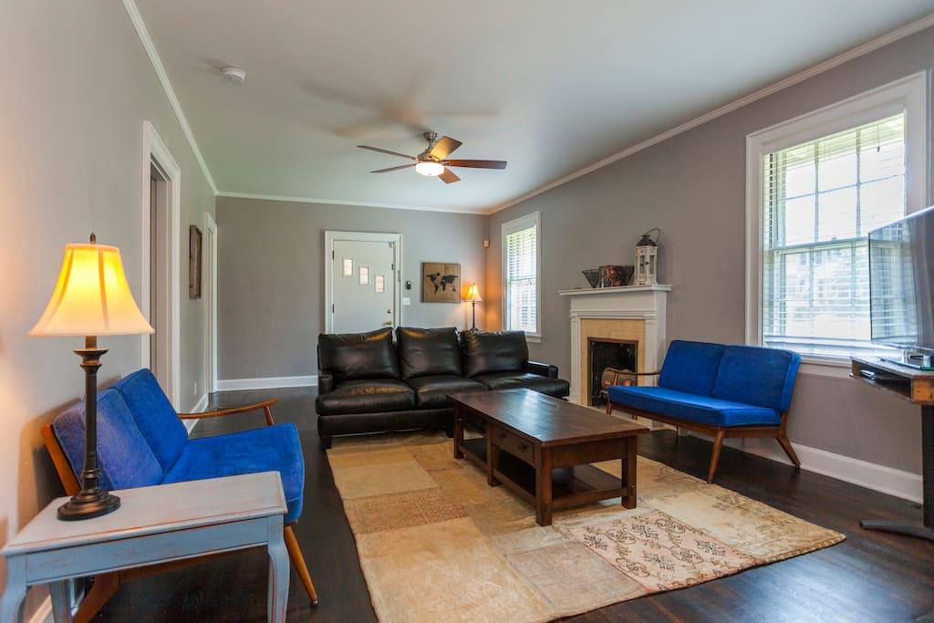 Living room  Permit #201514531