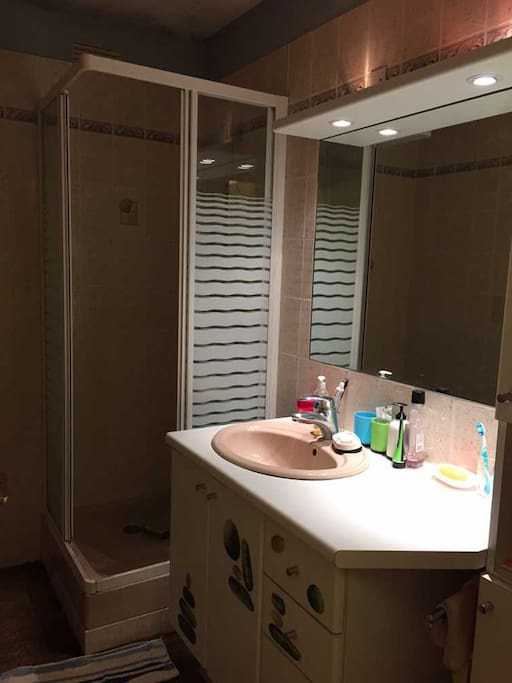 Chambre calme independante rennes apartments for rent in for What does salle de bain mean in english