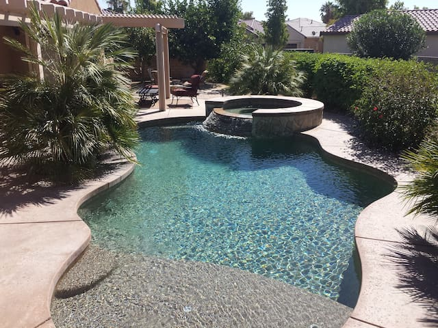 Coachella & Stagecoach oasis! - Indio - House