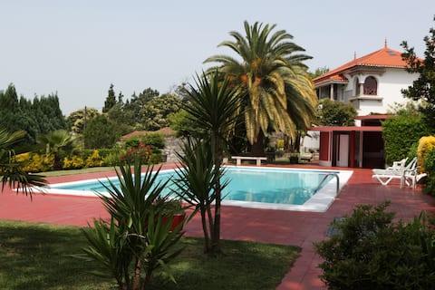 Ejendommen «Quinta de Santo Antonio»