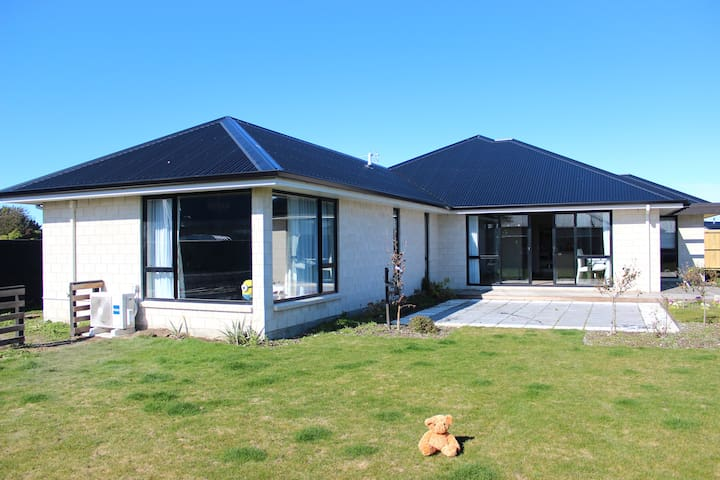 Your New Zealand Chinese home ! - West Melton - Bed & Breakfast