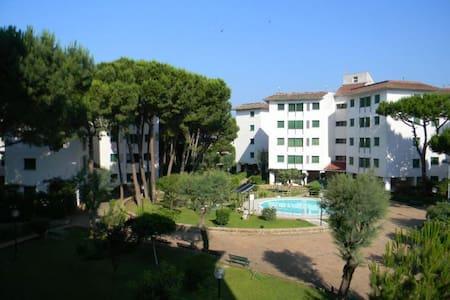 Mare, Piscina, Terme.... parco sim - Baia Felice - Apartemen