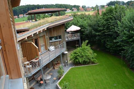 Schöne Aussicht 80m² Loft - Hagen