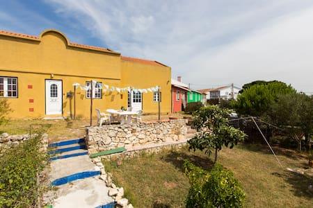 Casa de Campo com quintal privado.. - Nadadouro - Villa