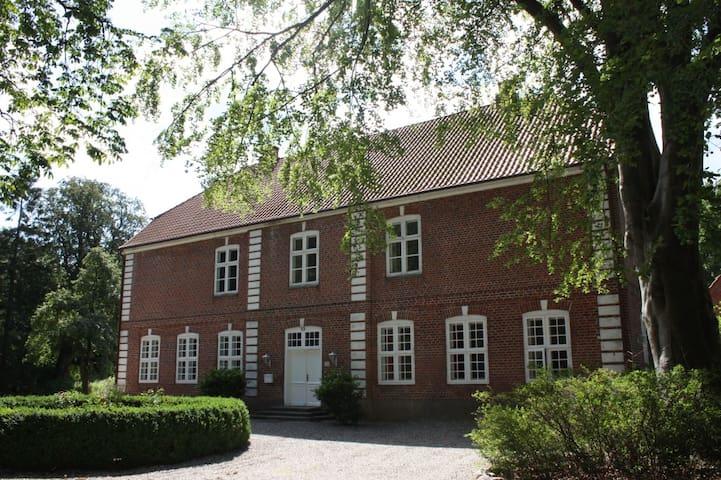 Ferienwohnung Igel Rundhof/Ostsee - Stangheck - Apartment