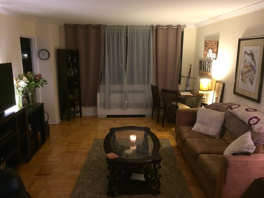 950 Sq Ft 1 Bed Apt In Manhattan Flats For Rent In New
