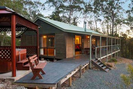 Billabong Spa Cabin - Vacy - Sommerhus/hytte