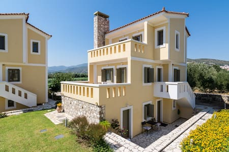 brand new villa, lovely ocean view - Pythagoreio - Villa