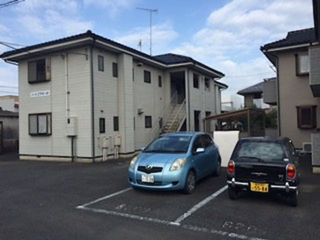 Train Travel Base near the Nogi Stn - Nogi-machi - Apartment